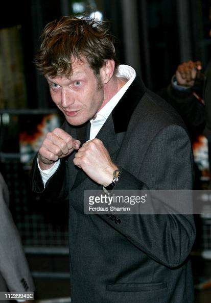 Jason Flemyng during 'Rollin' with The Nines' London Premiere Arrivals at Odeon in London Great Britain
