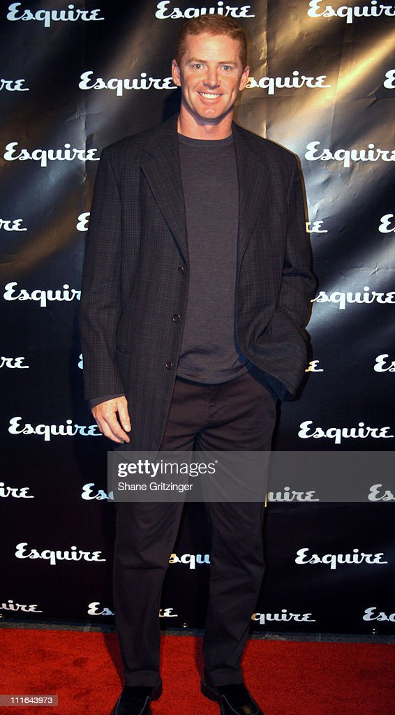 <a gi-track='captionPersonalityLinkClicked' href=/galleries/search?phrase=Jason+Garrett&family=editorial&specificpeople=965512 ng-click='$event.stopPropagation()'>Jason Garrett</a> during Esquire Magazine Apartment Launch Party - Arrivals at Trump World Tower in New York City, New York, United States.