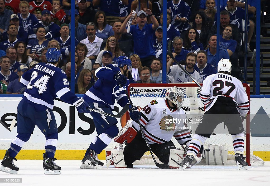 Stanley Cup Final Game Two Getty Images