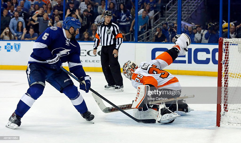 Philadelphia Flyers V Tampa Bay Lightning Getty Images