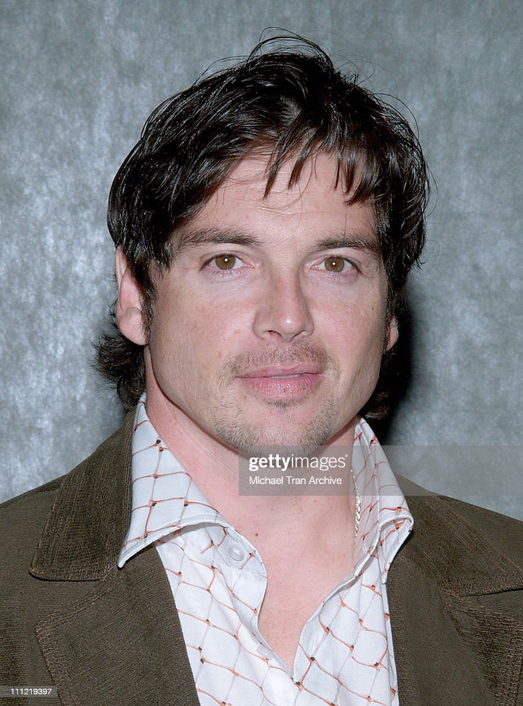 Jason Gedrick during 'Thief' Los Angeles Premiere - Inside Arrivals at Pacific Design Center in West Hollywood, CA, United States.
