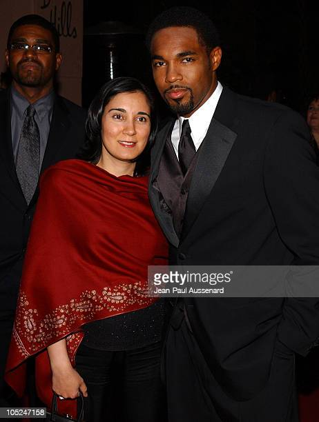 Jason George and guest during 11th Annual Diversity Awards at Beverly Hills Hotel in Beverly Hills California United States