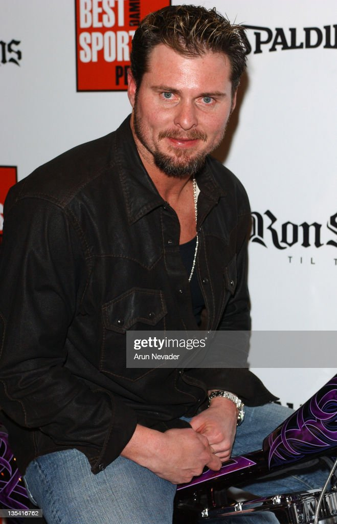 Jason Giambi during Best Damn AllStar Party Period presented by Ron Simms at 9000 Restaurant and Bar in West Hollywood California United States