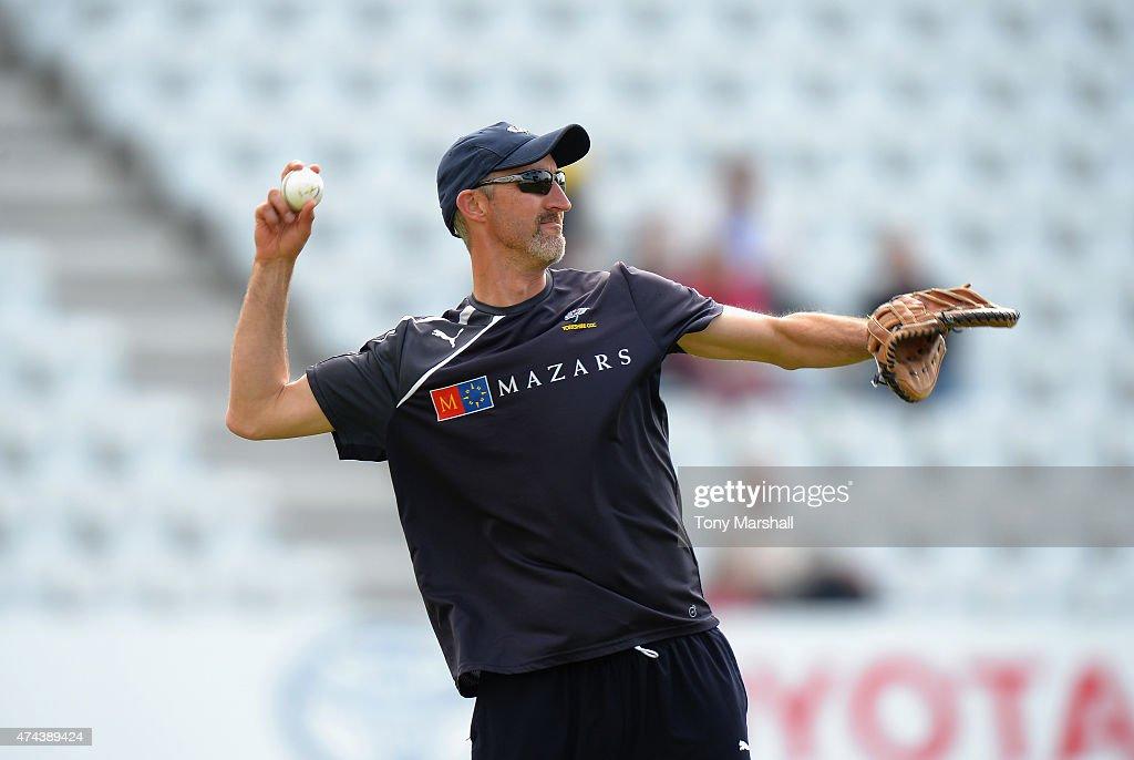 Nottinghamshire v Yorkshire - NatWest T20 Blast