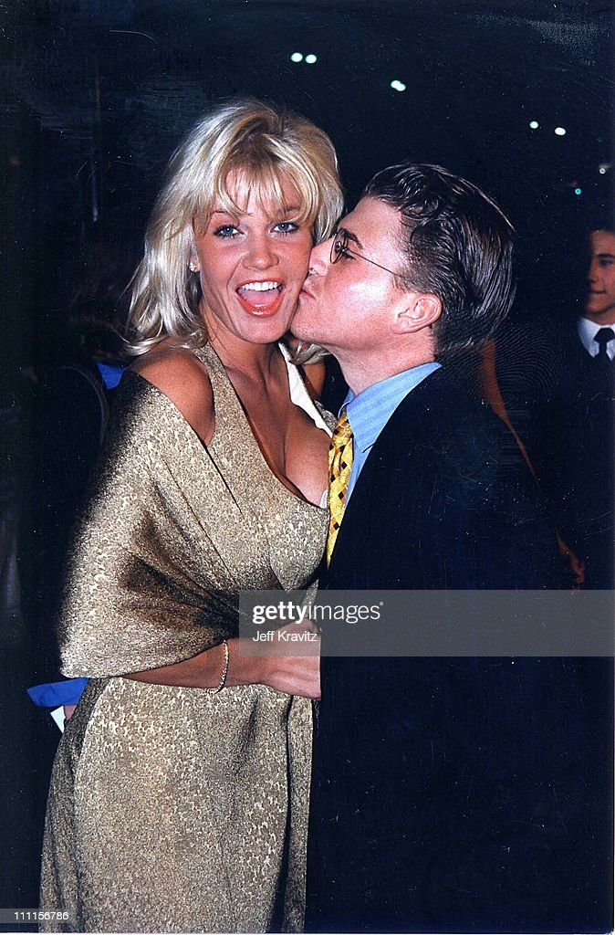 <a gi-track='captionPersonalityLinkClicked' href=/galleries/search?phrase=Jason+Hervey&family=editorial&specificpeople=837712 ng-click='$event.stopPropagation()'>Jason Hervey</a> and Angel Hart during 1997 Cable ACE Awards in Los Angeles, California, United States.