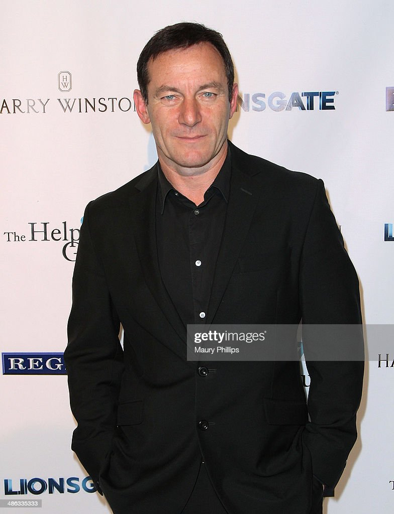 <a gi-track='captionPersonalityLinkClicked' href=/galleries/search?phrase=Jason+Isaacs&family=editorial&specificpeople=212740 ng-click='$event.stopPropagation()'>Jason Isaacs</a> arrives at the 17th Annual Teddy Bear Ball at The Beverly Hilton Hotel on April 23, 2014 in Beverly Hills, California.