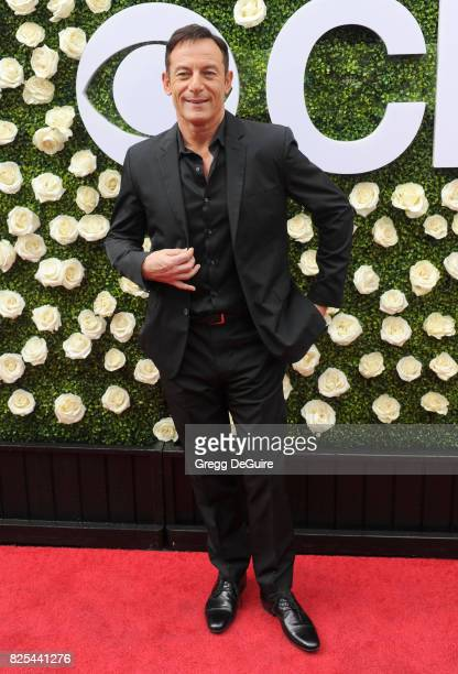 Jason Isaacs arrives at the 2017 Summer TCA Tour CBS Television Studios' Summer Soiree at CBS Studios Radford on August 1 2017 in Studio City...