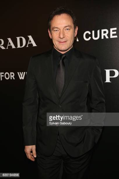 Jason Isaacs attends 20th Century Fox and Prada Host a Screening of 'A Cure for Wellness' on February 13 2017 in New York City