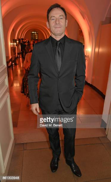 Jason Isaacs attends a cocktail reception at the 61st BFI London Film Festival Awards at Banqueting House on October 14 2017 in London England