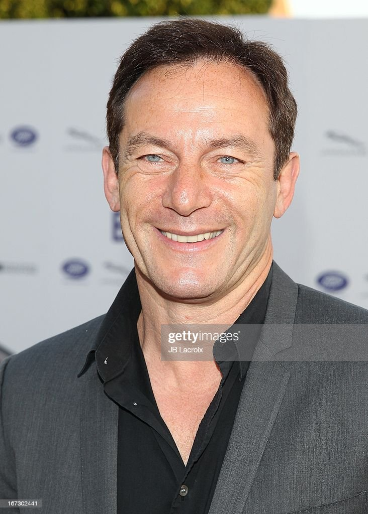 Jason Isaacs attends the 7th Annual BritWeek Festival 'A Salute To Old Hollywood' launch party held at The British Residence on April 23, 2013 in Los Angeles, California.