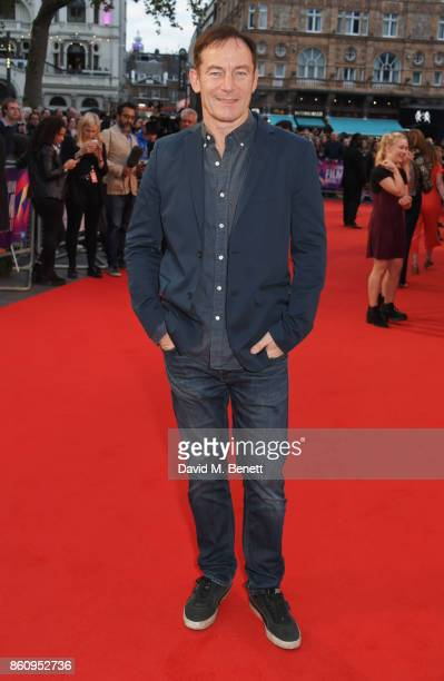 Jason Isaacs attends the BFI Patron's Gala UK Premiere of 'Downsizing' during the 61st BFI London Film Festival on October 13 2017 in London England