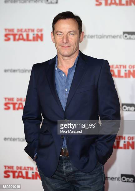 Jason Isaacs attends 'The Death Of Stalin' UK Premiere held at Bluebird on October 17 2017 in London England