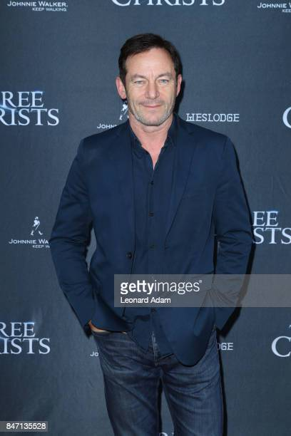 Jason Isaacs attends the 'Three Christs' premiere party hosted by Johnnie Walker at Westlodge Toronto on September 14 2017 in Toronto Canada