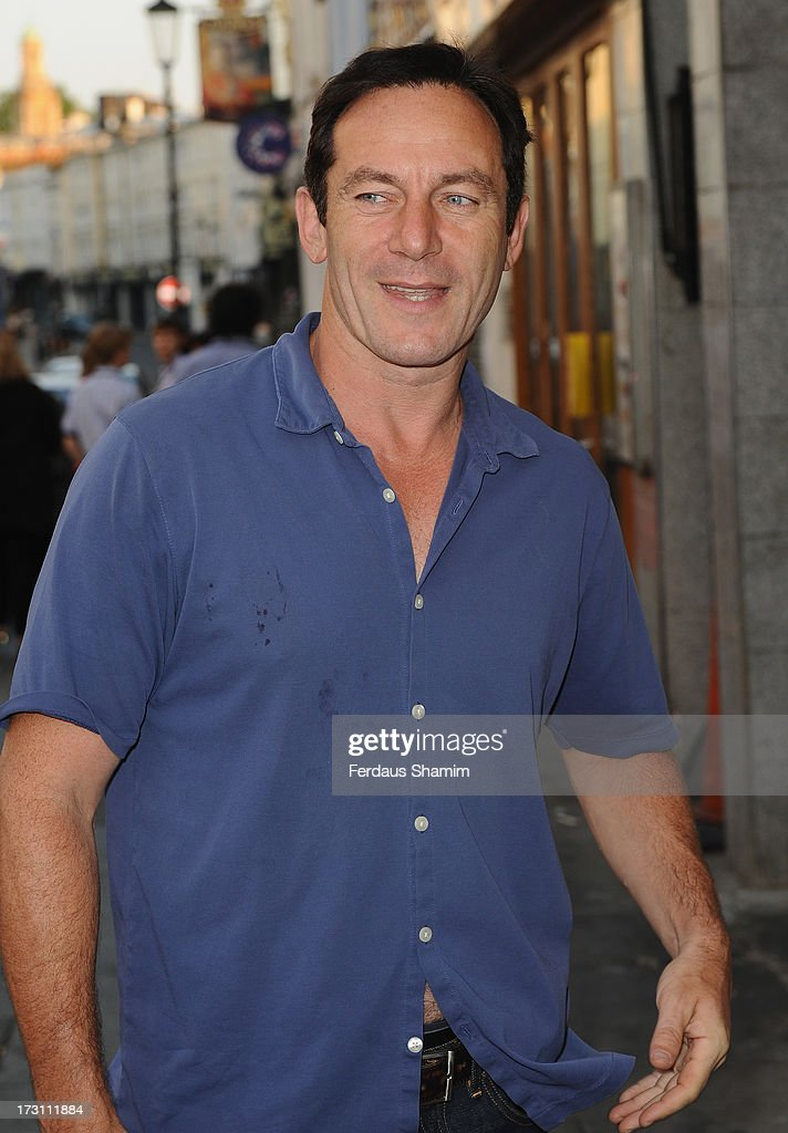 <a gi-track='captionPersonalityLinkClicked' href=/galleries/search?phrase=Jason+Isaacs&family=editorial&specificpeople=212740 ng-click='$event.stopPropagation()'>Jason Isaacs</a> attends the UK Premiere of 'Trap For Cinderella' at The Electric Cinema on July 7, 2013 in London, England.