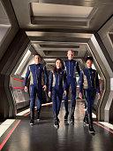 Star Trek Discovery, Entertainment