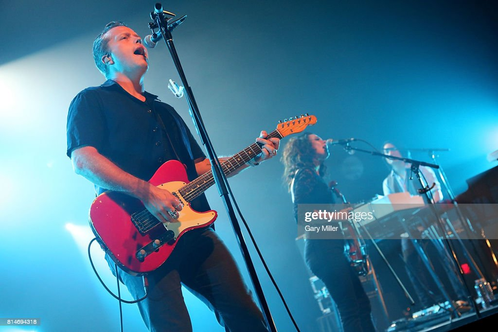 Jason Isbell Performs In Concert - Austin, TX