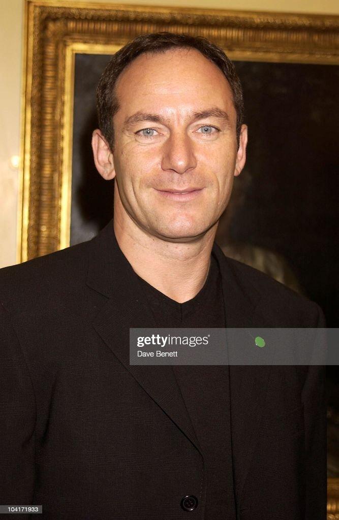 Jason Issacs, London Film Critics Circle Awards 2002, At The Dorchester Hotel, London