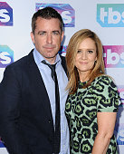 Jason Jones and Samantha Bee attend the TBS For Your Consideration event at The Theatre at Ace Hotel on May 24 2016 in Los Angeles California