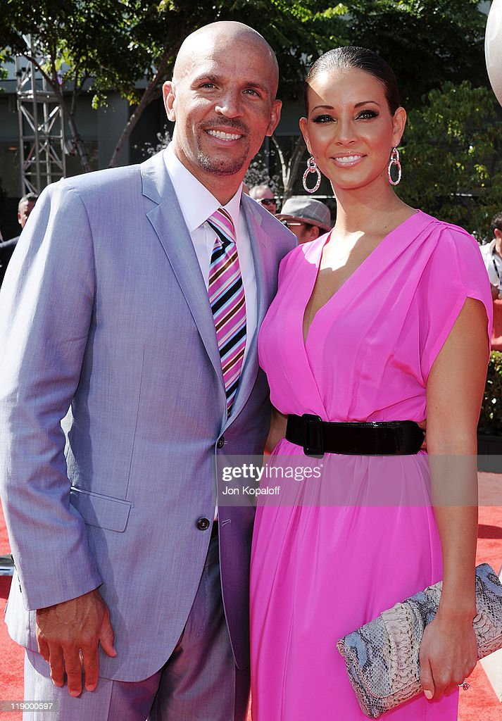 Jason Kidd arrives at the 19th Annual ESPY Awards at Nokia Theatre L.A. Live on July 13, 2011 in Los Angeles, California.