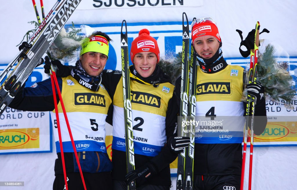 FIS Nordic Combined World Cup - Men's HS138/10km