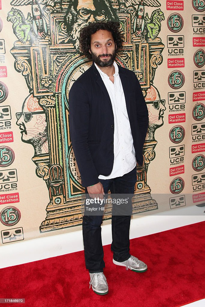 Jason Mantzoukas attends The Upright Citizens Brigade Theatre Presents: The 15th Anniversary Del Close Improv at Upright Citizens Brigade Theatre on June 28, 2013 in New York City.