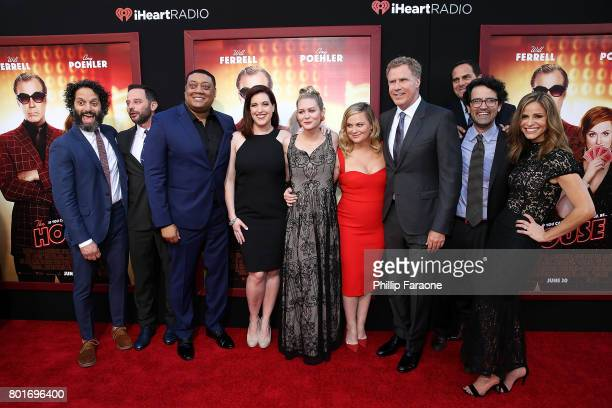 Jason Mantzoukas Nick Kroll Cedric Yarbrough Allison Tolman Ryan Simpkins Amy Poehler Will Ferrell Andy Buckly Andrew Jay Cohen and Andrea Savage...