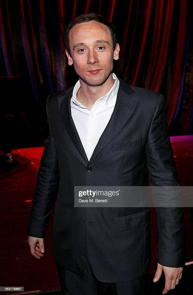 Jason Maza attends an after party following the 'Welcome To The Punch' UK Premiere at the Hippodrome Casino on March 5, 2013 in London, England.