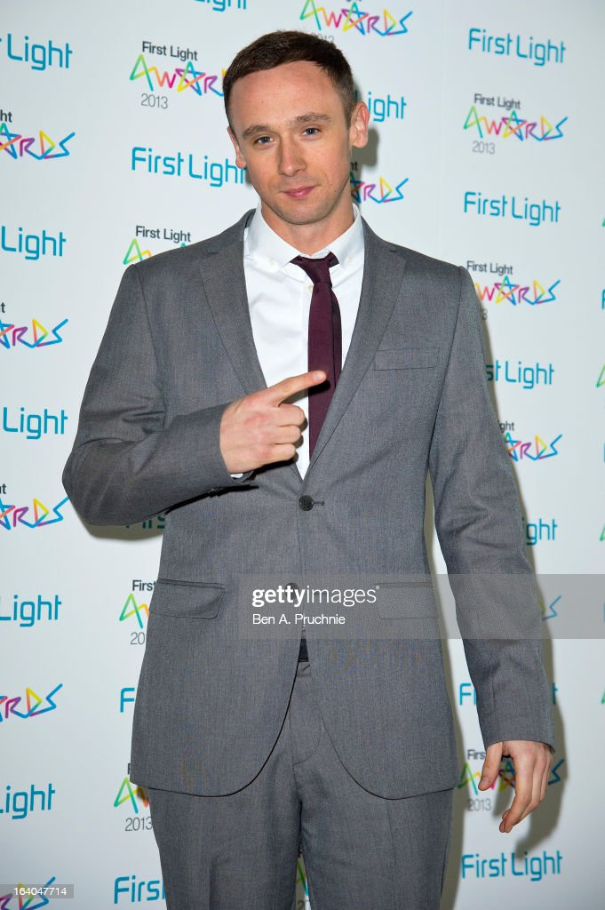 Jason Maza attends the First Light Awards at Odeon Leicester Square on March 19, 2013 in London, England.