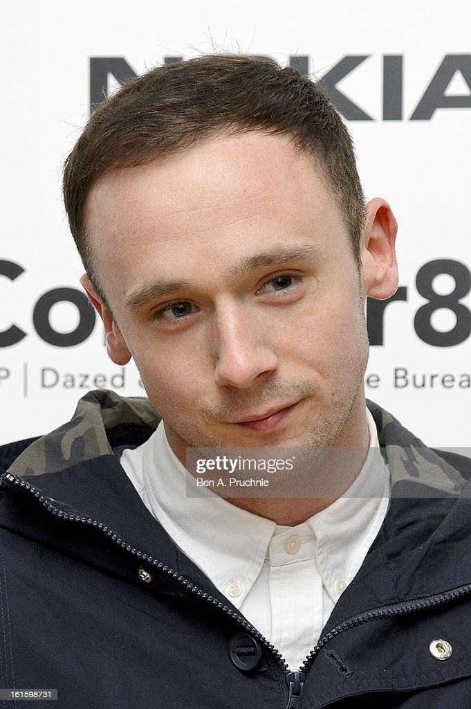 Jason Maza attends the premiere of Rankin's Collabor8te connected by NOKIA at Regent Street Cinema on February 12, 2013 in London, England.