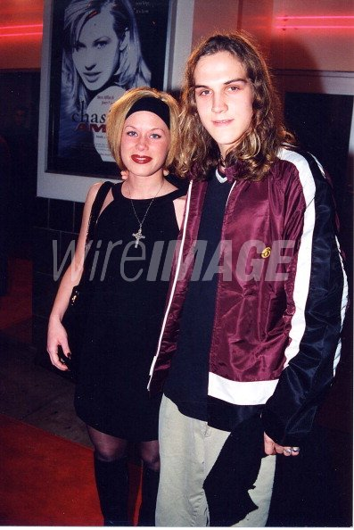 Jason Mewes During Chasing Amy Premiere In Los Angeles California