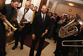 Jason Moran and the Big Bandwagon perform at the Thelonious Monk at Town Hall 50th Anniversary Celebration Pianist Jason Moran Salutes Groundbreaking...