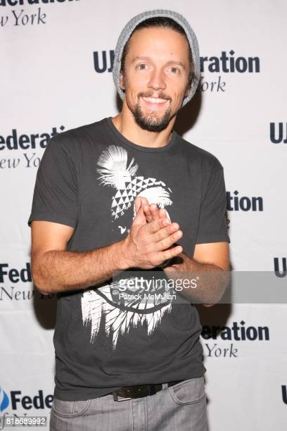 Jason Mraz attends UJAFEDERATION OF NEW YORK honors JULIE GREENWALD and CRAIG KALLMAN with The Music Visionary of the Year Award at The Pierre on...