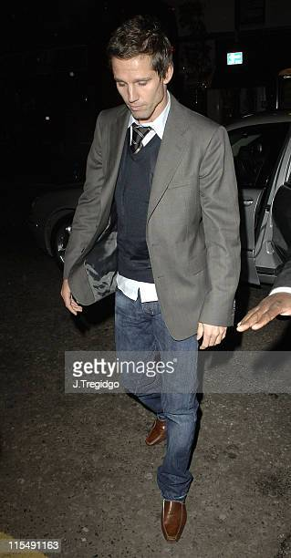 Jason Orange during 'Take That For the Record' DVD Launch After Party at Kensington Place in London Great Britain