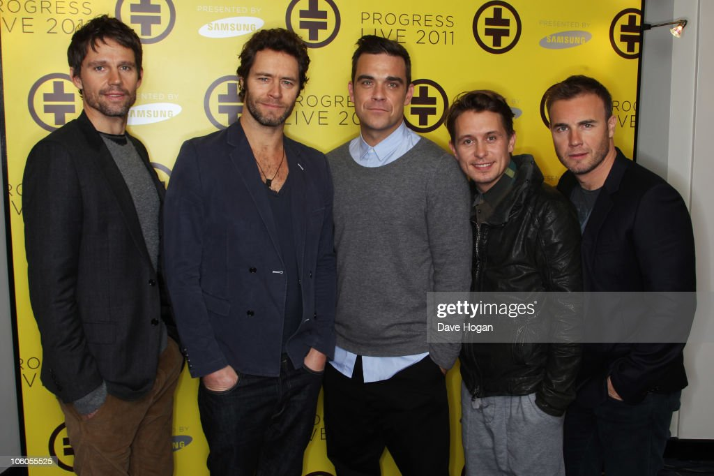 Take That Makes A Special Announcement