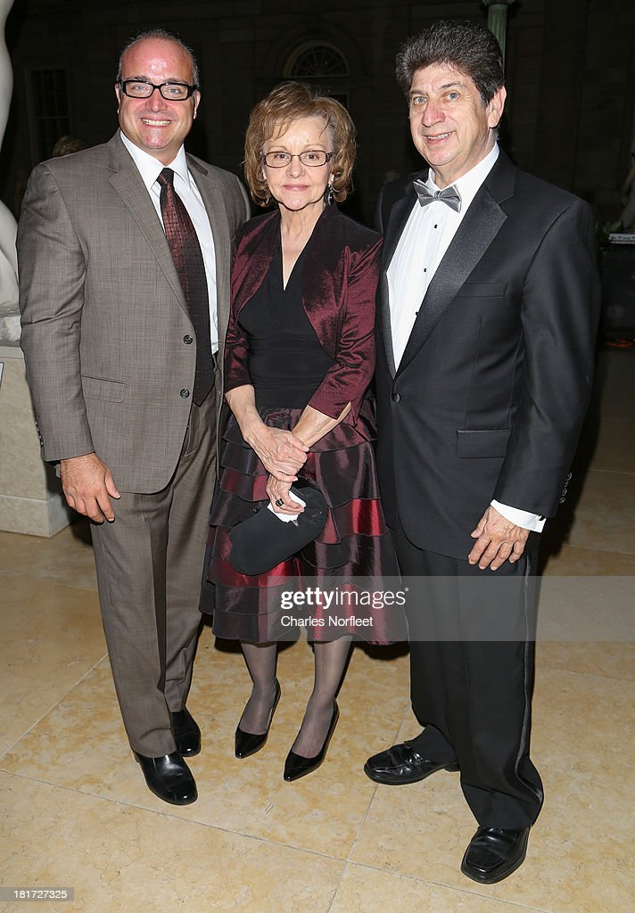 Jason O'Toole, Milly O'Toole and Bob Sancho attend 2013 Multicultural Gala: An Evening Of Many Cultures at Metropolitan Museum of Art on September 23, 2013 in New York City.