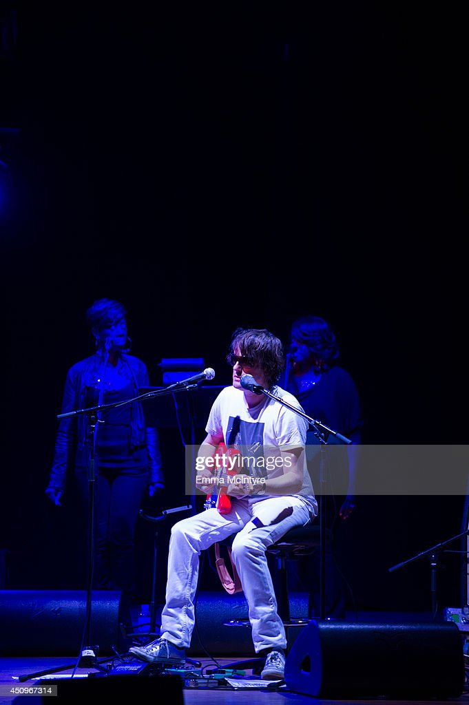Jason Pierce of Spiritualized performs at Massey Hall as part of the 2014 NXNE music festival on June 20, 2014 in Toronto, Canada.