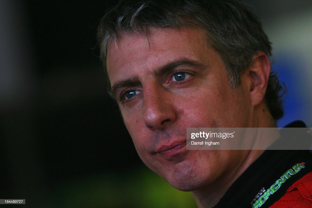 Jason Plato of Great Britain, driver of the #99 MG KX Momentum Racing MG6 during practice for the Dunlop MSA British Touring Car Championship race at the Brands Hatch Circuit on October 20, 2012 near Longfield, United Kingdom.
