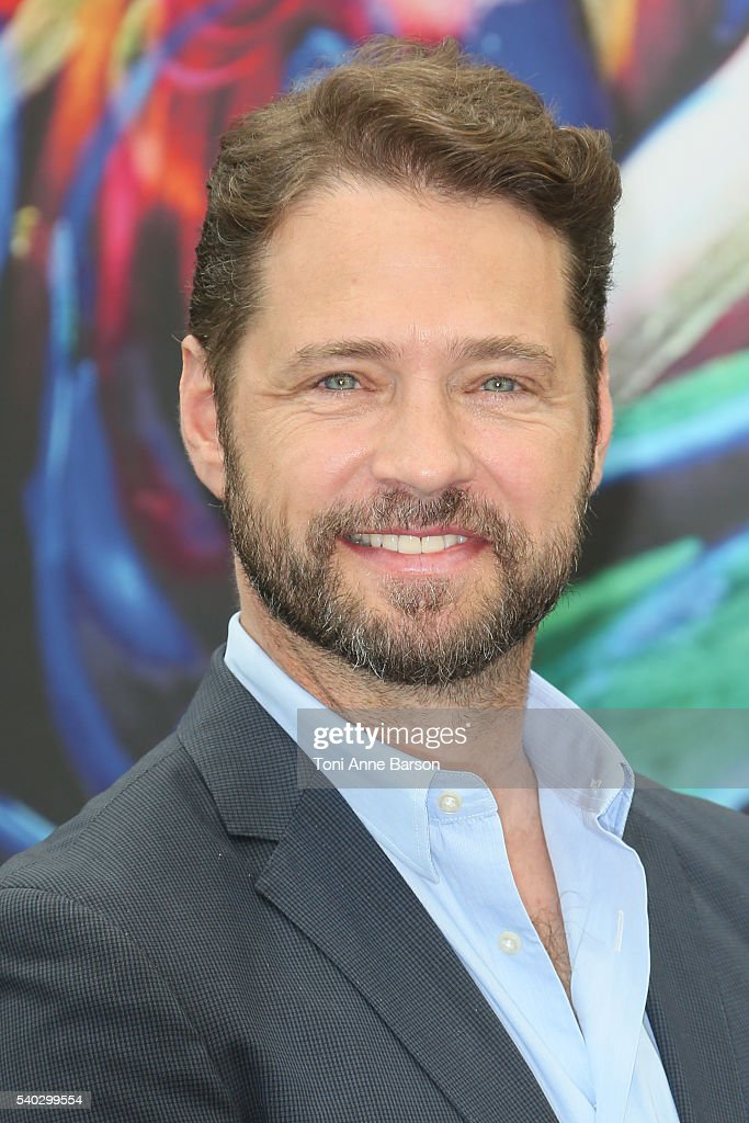 Jason Priestley attends 'Private Eyes' Photocall as part of the 56th Monte Carlo Tv Festival at the Grimaldi Forum on June 14, 2016 in Monte-Carlo, Monaco.
