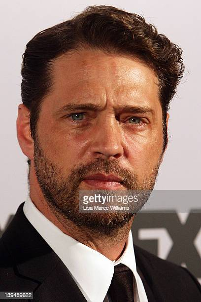 Jason Priestley attends the the FX channel launch at Swifts Darling Point on February 22 2012 in Sydney Australia