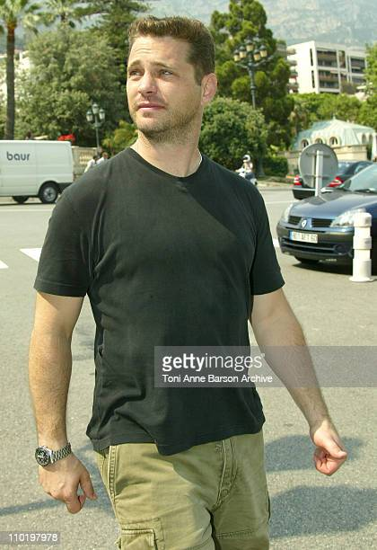 Jason Priestley during 2004 MonteCarlo TV Festival Jason Priestley Sighting in Monte Carlo Monaco