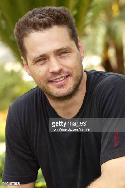 Jason Priestley during 44th Monte Carlo Television Festival 'Tru Calling' Photocall at Japanese Gardens in Monte Carlo Monaco