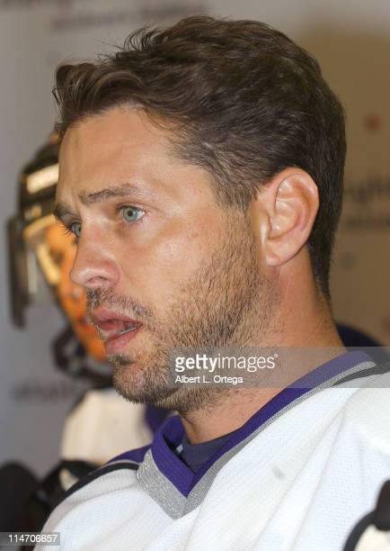 Jason Priestley during Starlight Starbright Children's Foundations 3rd Annual 'Stars with Sticks' Arrivals at Toyota Sports Center in El Segundo CA...