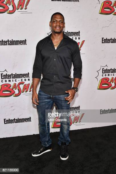Jason R Moore at Entertainment Weekly's annual ComicCon party in celebration of ComicCon 2017 at Float at Hard Rock Hotel San Diego on July 22 2017...
