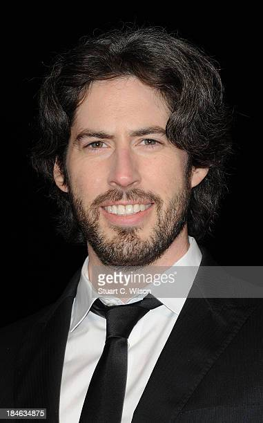 Jason Reitman attends the Mayfair Gala European Premiere of 'Labor Day' during the 57th BFI London Film Festival at Odeon Leicester Square on October...