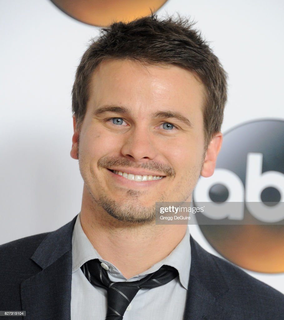 Jason Ritter arrives at the 2017 Summer TCA Tour - Disney ABC Television Group at The Beverly Hilton Hotel on August 6, 2017 in Beverly Hills, California.