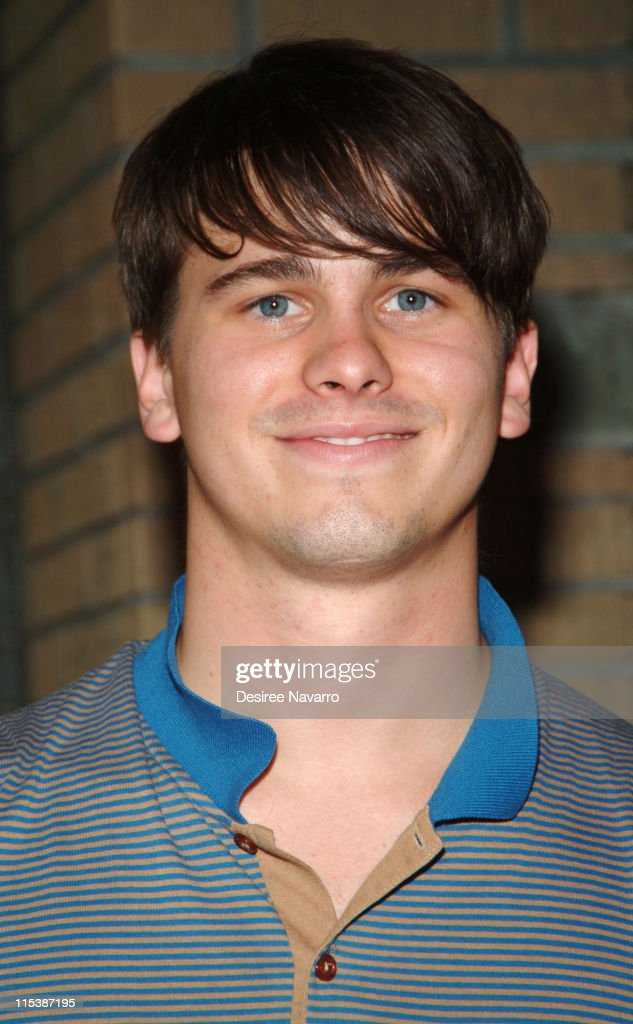 Jason Ritter during 'Everything is Illuminated' New York City Premiere - Arrivals at Landmark's Sunshine Cinema in New York City, New York, United States.