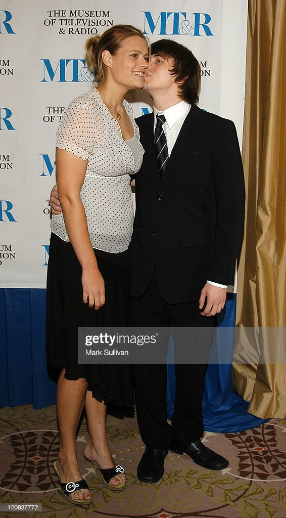 <a gi-track='captionPersonalityLinkClicked' href=/galleries/search?phrase=Jason+Ritter&family=editorial&specificpeople=209201 ng-click='$event.stopPropagation()'>Jason Ritter</a> during The Museum of Television and Radio Annual Los Angeles Gala - Arrivals at The Beverly Hills Hotel in Beverly Hills, California, United States.