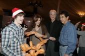 Jason Ritter Mary Steenburgen Ted Danson and Joe Mantegna *Exclusive*
