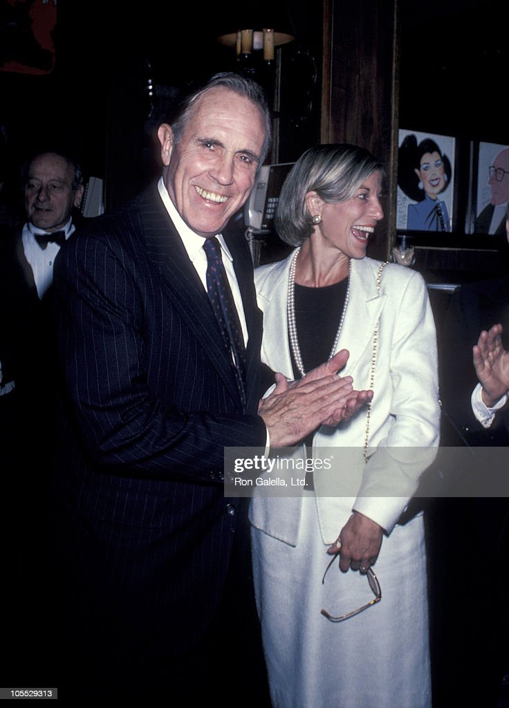 Jason Robards and Lois Robards during 'The Iceman Cometh' Opening Night at Lunt Fontanne Theater in New York City, New York, United States.
