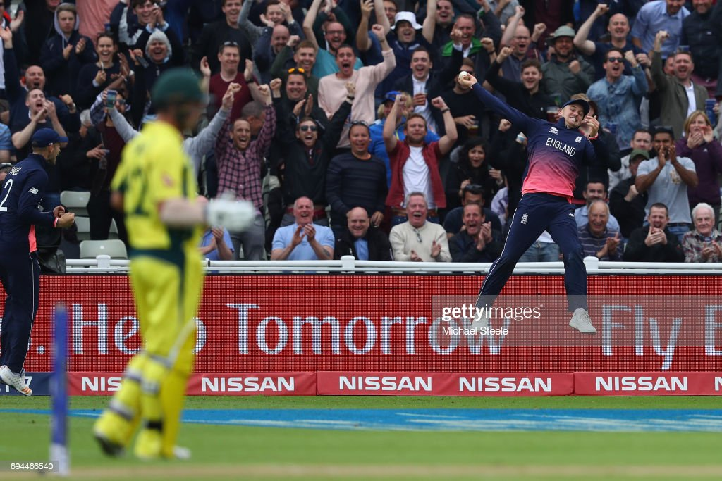 England v Australia - ICC Champions Trophy